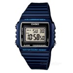 Casio Digital Alarm Chronograph w-215h-2avdf 1y code w0440