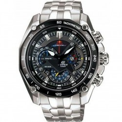 Casio EF-550RBSP-1AV 1year guarantee