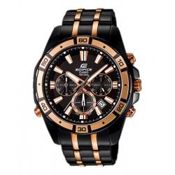 Casio Watch For Men - EFR-534BKG-1AVUDF