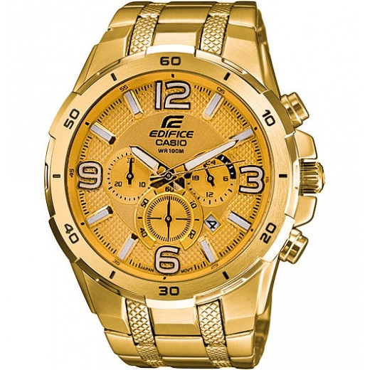 CASIO EDIFICE EFR-538 GOLD