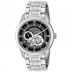 Bulova Men's BVA Series Dual Aperture Dial Watch c8601077