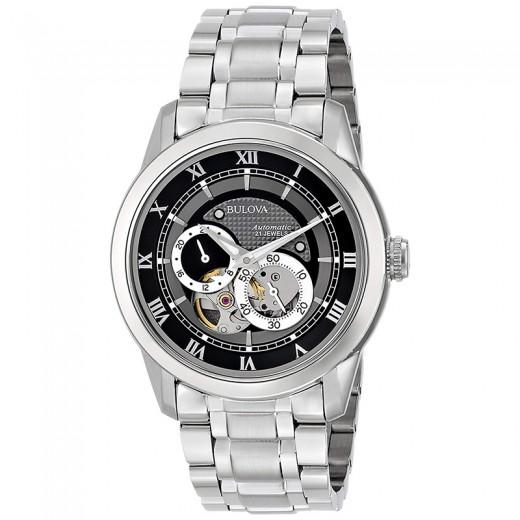 Bulova Men's BVA Series Dual Aperture Dial Watch c8601077