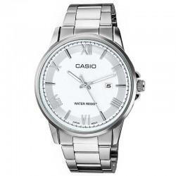 Casio EF-1404 Silver 1y code w0073