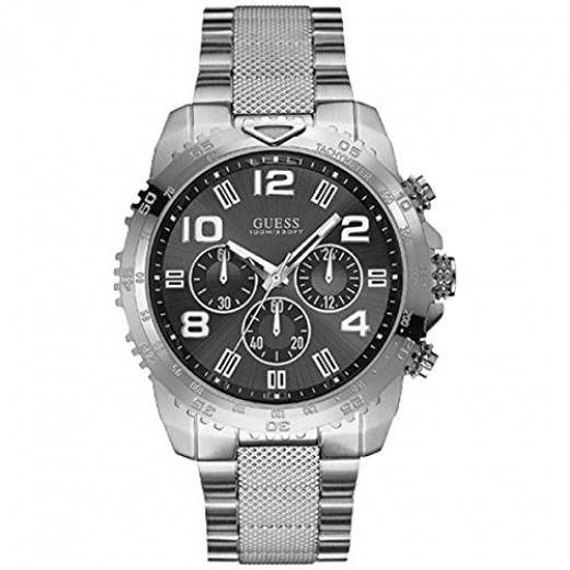 Guess Velocity Black Dial Men's Chronograph Watch W0598G2