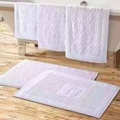 towel mat & robe